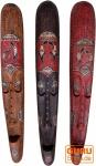 Ebenholzmaske 100 cm