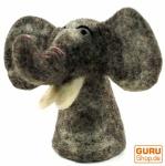 Filz Eierwärmer - Elefant