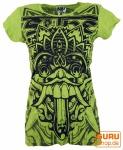 Sure T-Shirt Bali Dragon - lemon