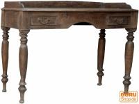 Kleiner Schreibtisch, Beistelltisch im klassischen Look