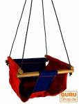 Baby und Kleinkind Hängesitz, Sitzschaukel rot