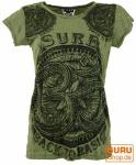 Sure T-Shirt OM - olive