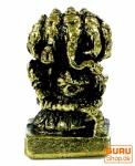 Kleiner Ganesh Talisman aus Indien - Motiv 1