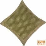 Kissenbezug Blockdruck, Dekokissen Bezug, Kissenhülle Ethno, Traditionelle Herstellung - Muster 16