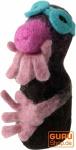 Filz Eierwärmer - Maulwurf