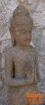 Stein Buddha Statue - Modell 16