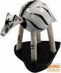 Wackelkopf Tier, Wackeltier - Zebra 1