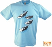 Fun T-Shirt `Faltboot`