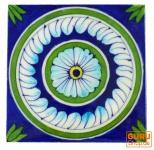 Indische Keramikfliese