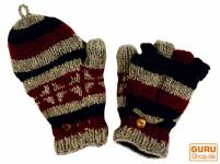 Handschuhe extra groß 24 - grau