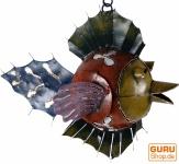 Kleiner Dekofisch, Kerzenhalter zum Hängen - Design 7