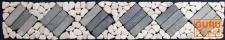 Mosaikfliesen Bordüre - Design 4