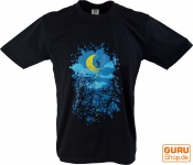 Fun T-Shirt `Mitternacht`