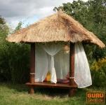 Exclusiver Kokospalmenholz Gartenpavillon