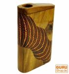 Reise Didgeridoo (Holz) - Modell 5