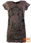 Sure T-Shirt Meditation Buddha - coffee