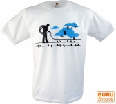 Fun T-Shirt `Abflug`