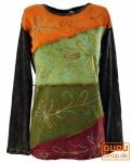 Goa Langarmshirt Stonewash 4