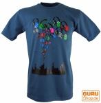 Fun T-Shirt `Music City`