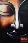 Gemälde auf Leinwand Buddha 120*80 cm