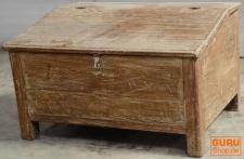 Schreibtisch, Vintage, Indien - Modell 11