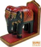 Buchstütze Elefant - 1