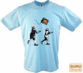 Fun T-Shirt `Basket TV`