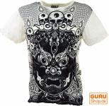 Sure T-Shirt Dämon - weiß