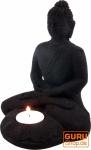 Stein Buddha Statue 19 cm