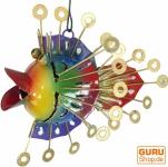 Farbenfroher Dekofisch, Regenbogenfisch - Design 12
