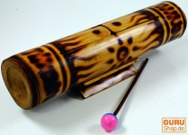 Tisch Klangspiel aus Bambus