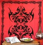 Wandbehang, Wandtuch, Mandala, Tagesdecke Keltisch - Design 13