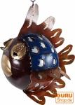 Dekofisch, Kerzenhalter zum Hängen