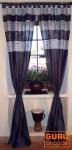 Vorhang, Gardine (1 Paar Vorhänge, Gardinen)