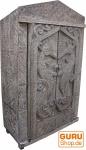 Kleiderschrank Osttimor antikweiß - 1