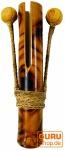 Musikinstrument aus Holz, Musik Percussion Rhythmus Klang Instrument, handgearbeitet - Handrassel 4