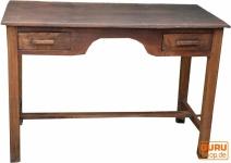 Schreibtisch mit 2 Schubfächern - Modell 16