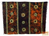 Sarong, Wandbehang, Wickelrock, Sarongkleid 1