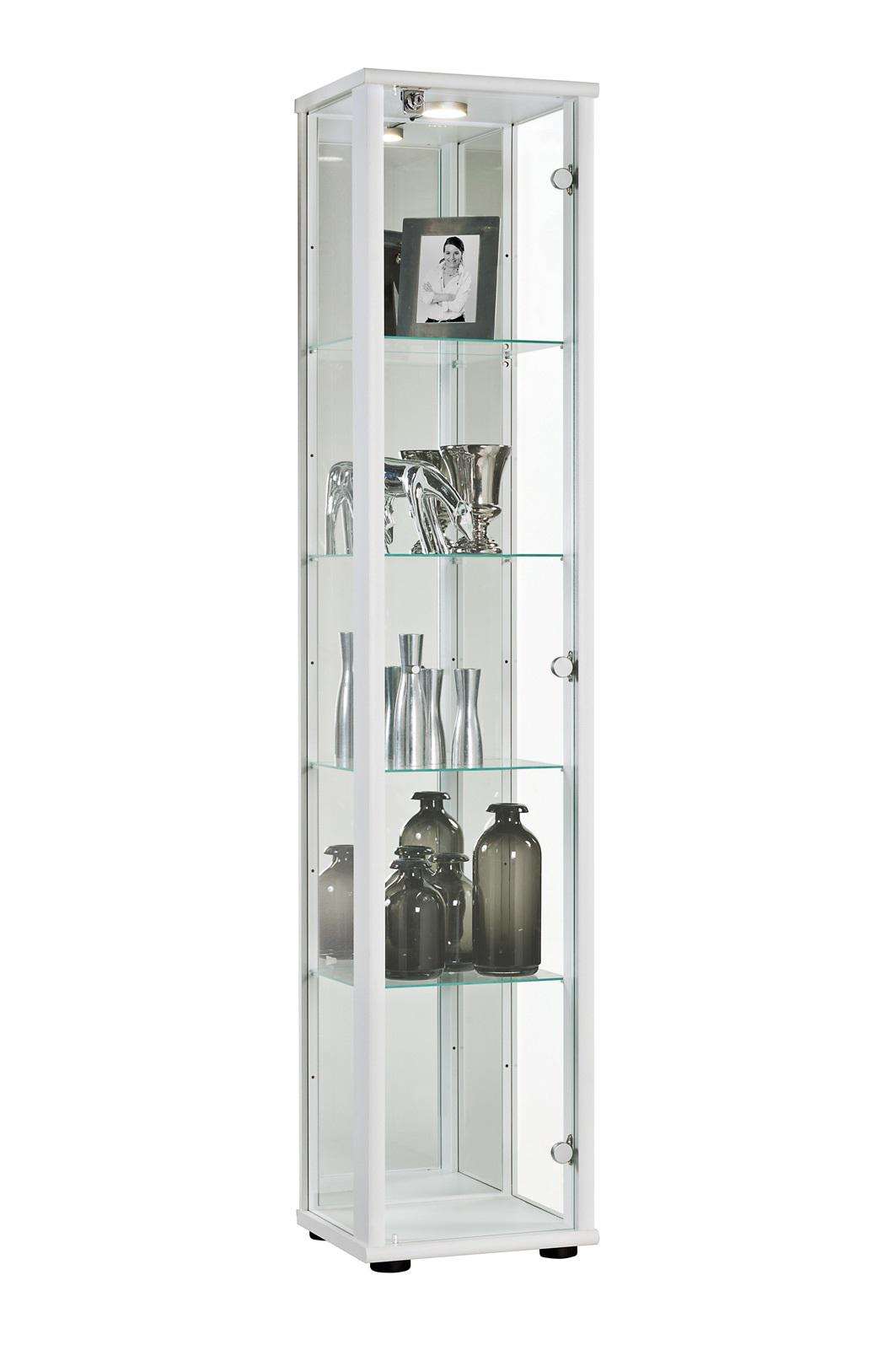 glasvitrine sammelvitrine standvitrine vitrine led. Black Bedroom Furniture Sets. Home Design Ideas