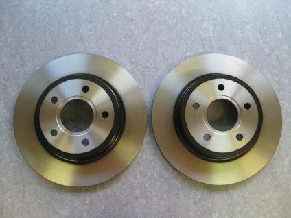 Original Ford Set Bremsscheiben u Klötze hinten Satz FocusIII 1704765 1809256 (Angebotsentwurf - Artikel nicht bestellbar!)