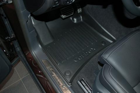Carbox FLOOR HIGHLINE 2 hohe Fußraumschalen 5502 VW Touareg II 04/10-07/18 (Angebotsentwurf - Artikel nicht bestellbar!)