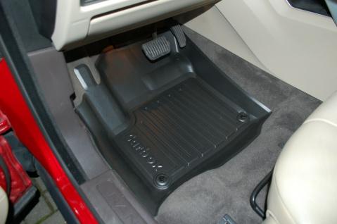 Carbox FLOOR HIGHLINE 2 hohe Fußraumschalen 4718 Range Rover Evoque 2011-2018 (Angebotsentwurf - Artikel nicht bestellbar!)