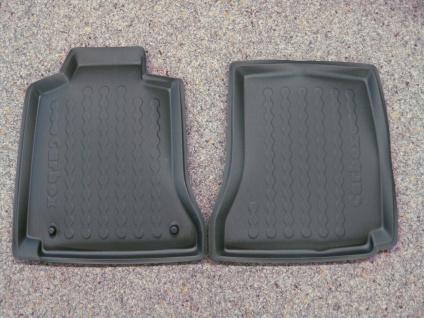 Carbox FLOOR 2 Fußraumschalen Mercedes C-Klasse 01/07 - 01/14 (W204) 1084 (Angebotsentwurf - Artikel nicht bestellbar!)