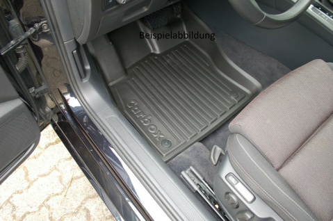 Carbox FLOOR HIGHLINE 2 hohe Fußraumschalen 1770 VW Tiguan I Baujahr 2007-2016 (Angebotsentwurf - Artikel nicht bestellbar!)