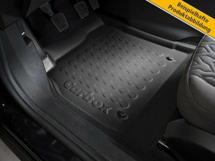 Carbox FLOOR 2 Fußraumschalen 3114 Ford S-Max 7 und 5 Sitzer 06/2006-05/2015 SP (Angebotsentwurf - Artikel nicht bestellbar!)