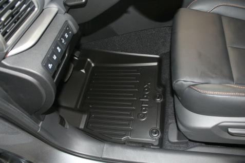 Carbox FLOOR HIGHLINE 2 Fußraumschalen 9098 Mitsubishi Eclipse Cross ab 10/2017 (Angebotsentwurf - Artikel nicht bestellbar!)