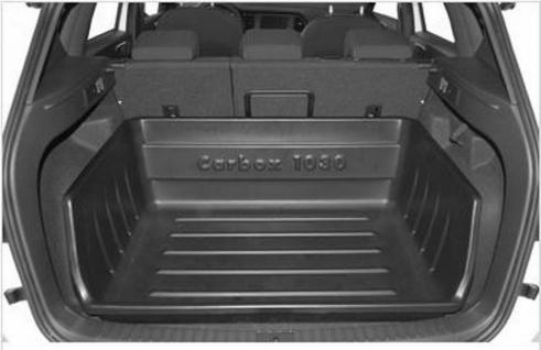 Carbox Classic Yoursize Kofferraumwanne Porsche Cayenne (92A) (Angebotsentwurf - Artikel nicht bestellbar!)