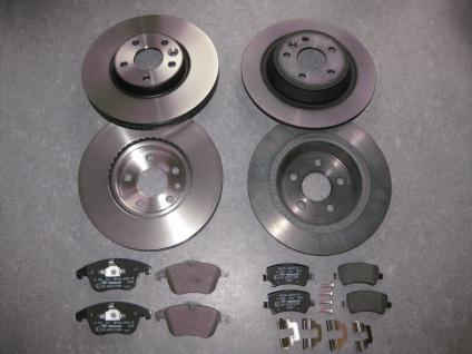 Original Ford Komplett 99005 0 Bremsscheiben Beläge Vorne Hinten S-MAX / GALAXY (Angebotsentwurf - Artikel nicht bestellbar!)