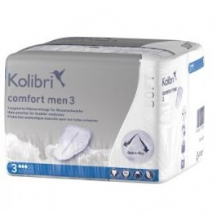 Kolibri Comfort Soft Men 3