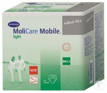 MoliCare® Mobile Light Inkontinenzslip 14 Stück 80-120 cm
